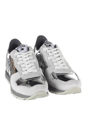 ATLANTIC STARS: sneakers online - Sneaker Antares in suede e ecopelle