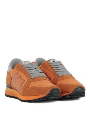 ATLANTIC STARS: sneakers online - Sneaker Argo arancioni