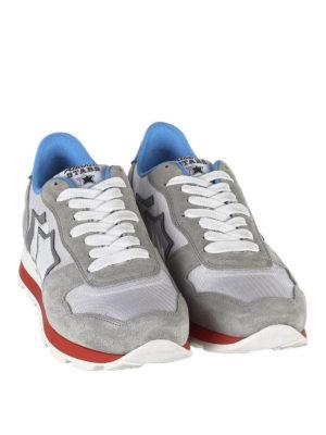 ATLANTIC STARS: sneakers online - Sneaker Antares grigio bianche