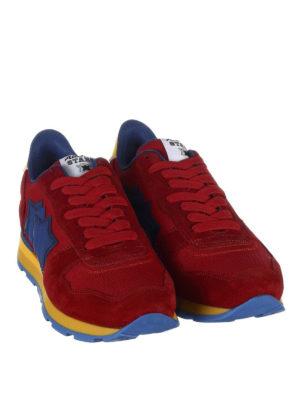 ATLANTIC STARS: sneakers online - Sneaker Antares rosse e blu