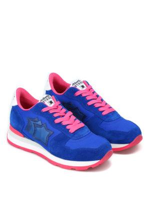 ATLANTIC STARS: sneakers online - Sneaker Vega blu elettrico