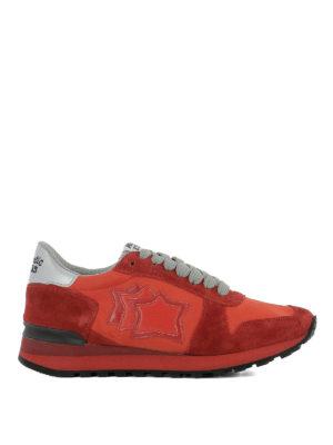 ATLANTIC STARS: sneakers - Sneaker Alhena rosse