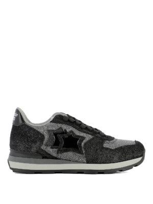 ATLANTIC STARS: sneakers - Sneaker Vega glitterate