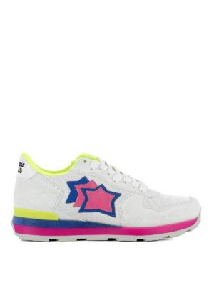 ATLANTIC STARS: sneakers - Sneaker Vega bianche