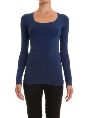 Atos Lombardini: Sweatshirts & Sweaters online - Viscose jersey sweater