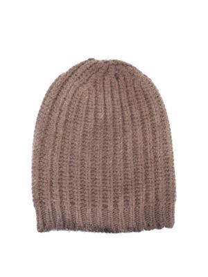 Avant Toi: beanies online - Twisted rib knitted beanie