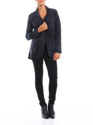 Avant Toi: blazers online - Pilling effect blazer