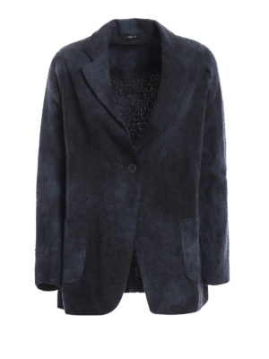 Avant Toi: blazers - Pilling effect blazer
