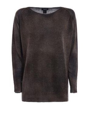 Avant Toi: boat necks - Cashmere and silk sweater