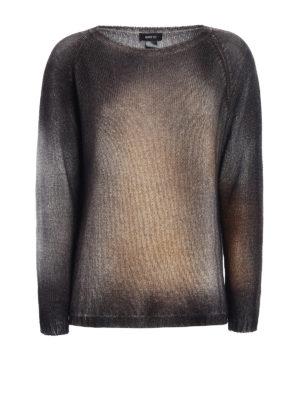 Avant Toi: boat necks - Cashmere faded dye sweater