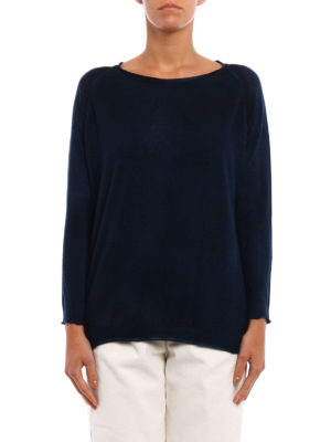 Avant Toi: boat necks online - Cashmere and silk sweater