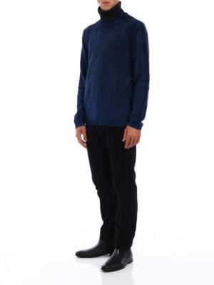 AVANT-TOI: maglia a collo alto e polo online - Dolcevita in merino effetto pilling