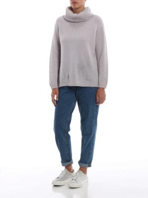 AVANT-TOI: maglia a collo alto e polo online - Dolcevita a scatoletta in cashmere