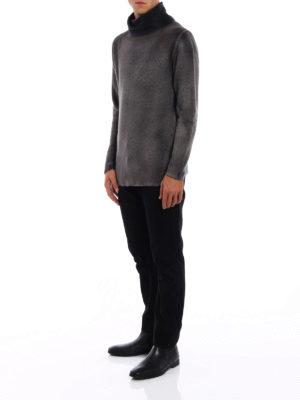 AVANT-TOI: maglia a collo alto e polo online - Dolcevita sfumato merino e cashmere