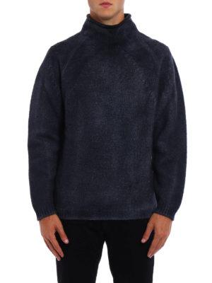 AVANT-TOI: maglia a collo alto e polo online - Pull pesante in misto lana sfumata