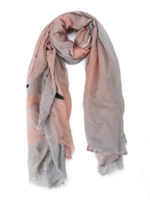 Avant Toi: Stoles & Shawls - Africa cashmere blend stole