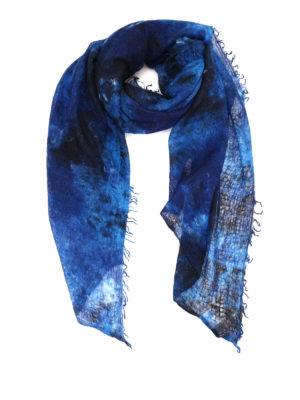 Avant Toi: Stoles & Shawls - Coarse cashmere shawl