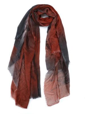 Avant Toi: Stoles & Shawls - New Africa cashmere blend stole