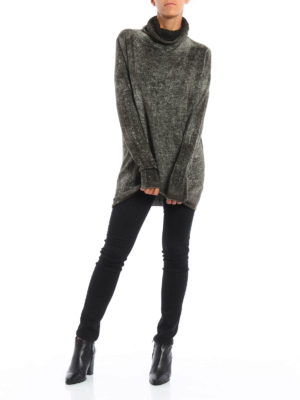 Avant Toi: Turtlenecks & Polo necks online - Cashmere and silk over turtleneck