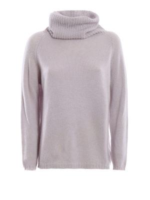 AVANT-TOI: maglia a collo alto e polo - Dolcevita a scatoletta in cashmere