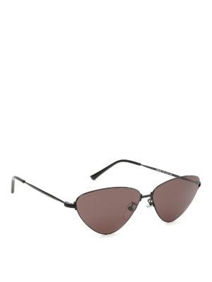 BALENCIAGA: sunglasses - Dark lense sunglasses