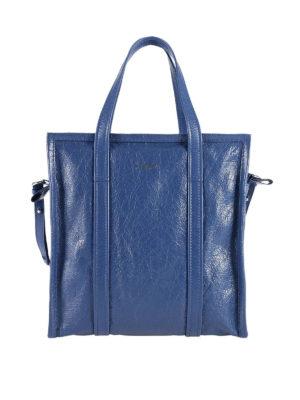 Balenciaga: totes bags - Bazar small tote