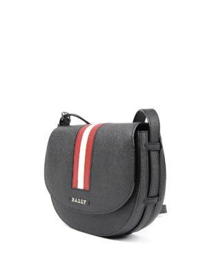 Bally: cross body bags online - Supra medium crossbody bag