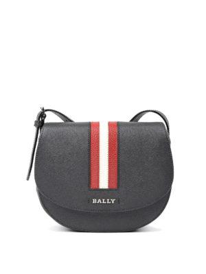 Bally: cross body bags - Supra medium crossbody bag