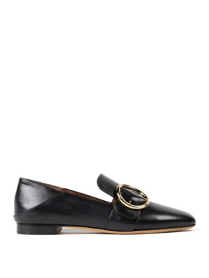 Bally: Loafers & Slippers - Lottie black leather loafers