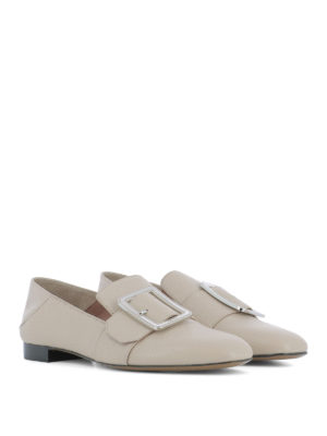 Bally: Loafers & Slippers online - Janelle leather slippers