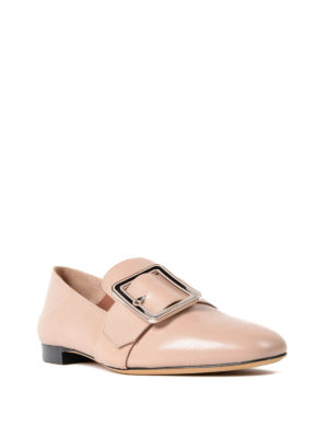 Bally: Loafers & Slippers online - Janelle smooth leather loafers