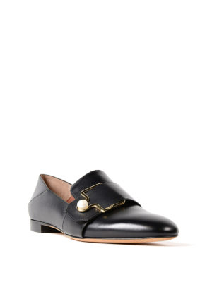 Bally: Loafers & Slippers online - Maelle pearl embellishment loafers
