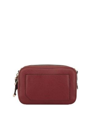 Bally: shoulder bags - Mila leather shoulder bag