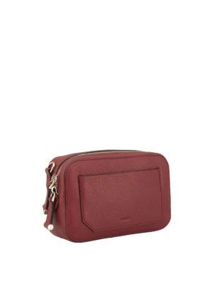 Bally: shoulder bags online - Mila leather shoulder bag