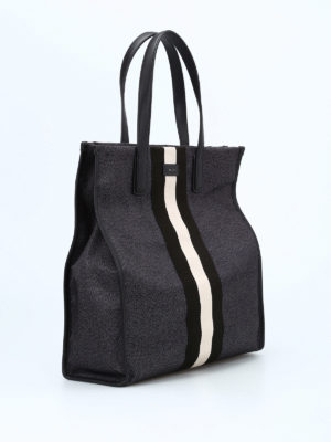 Bally: totes bags online - Raami nylon tote