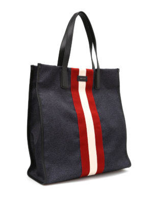 Bally: totes bags online - Raami shopper