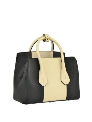 Bally: totes bags online - Sommet small leather tote