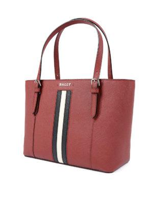 Bally: totes bags online - Supra small handbag