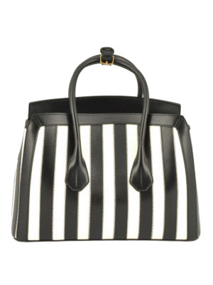 Bally: totes bags - Sommet medium leather tote