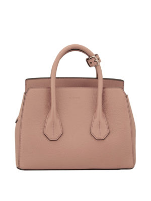 Bally: totes bags - Sommet small leather tote