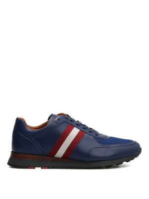 Bally: trainers - Aston leather sneakers