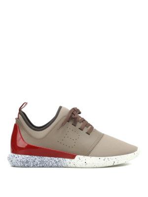 Bally: trainers - Avro scuba sneakers