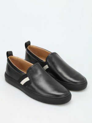 Bally: trainers online - Herald leather slip-ons