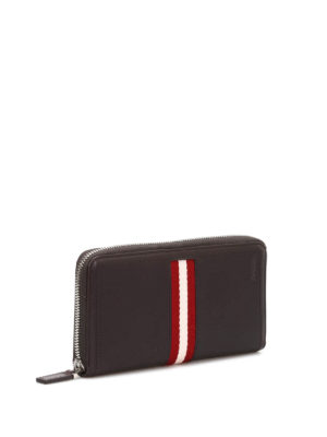 Bally: wallets & purses online - Tasyo zip-around wallet