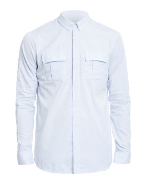 Balmain: shirts - Cotton casual shirt