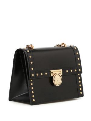 Balmain: shoulder bags online - Bbox 28 smooth leather bag