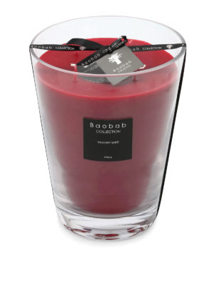 Baobab: Home fragrance - Masaai Spirit big scented candle