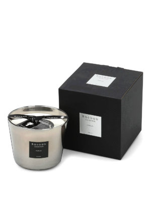 Baobab: Home fragrance online - Platinum small scented candle