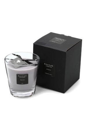 Baobab: Home fragrance online - White Rhino perfumed candle