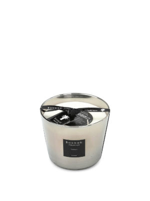 Baobab: Home fragrance - Platinum small scented candle